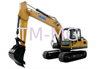 XE135D 86kw efficient excavators and earthmovers Machinery with 99.1 kn