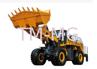 XCMG Wheel Loader Heavy Road Construction Earthmoving Machinery With Guide Control